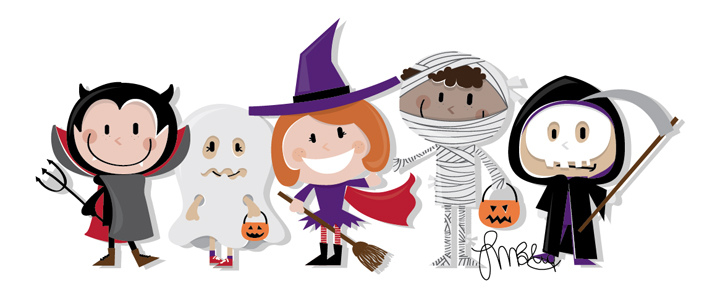 family halloween dance party autism alliance rh autismalliance org Halloween Scarecrow Clip Art Zombie Clip Art